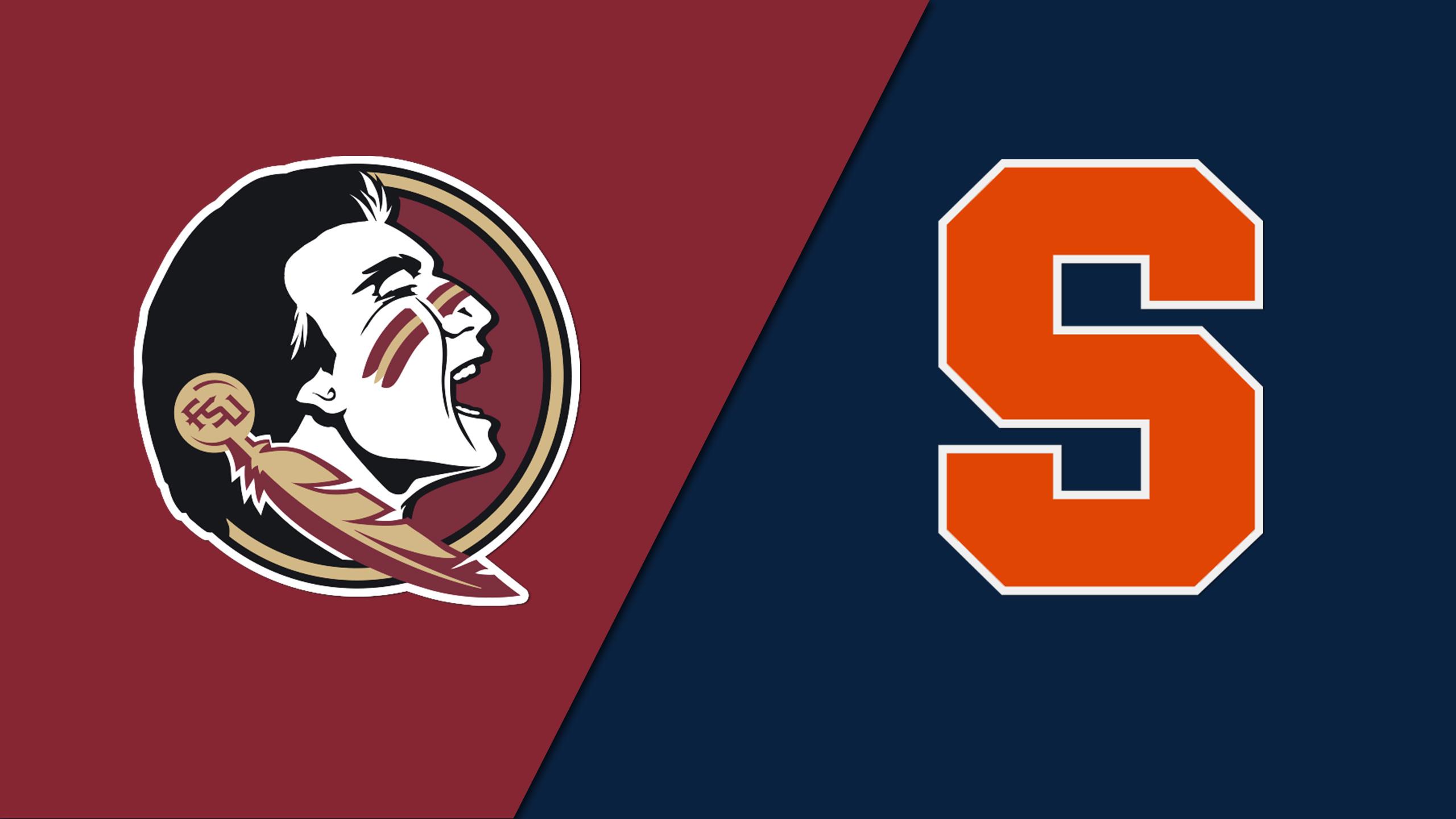 #22 Florida State vs. Syracuse (M Basketball)