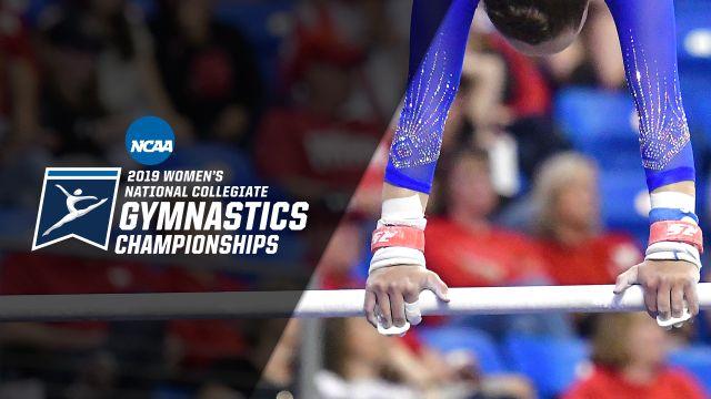 NCAA Women's Gymnastics Championships (Bars, Semifinal #2) (W Gymnastics)