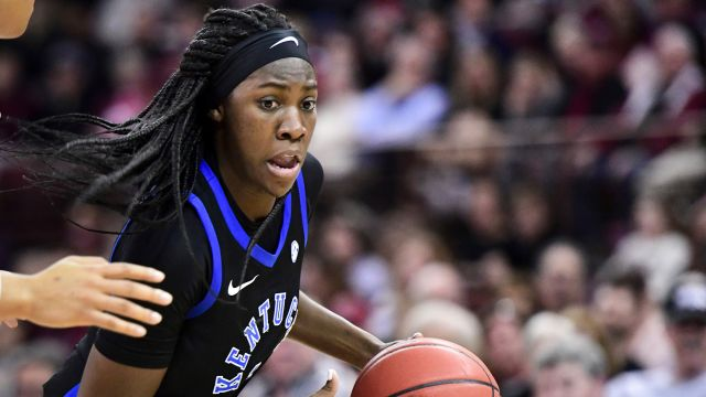 Georgia vs. #15 Kentucky (W Basketball)