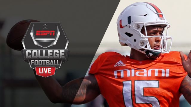 Wed, 8/14 - College Football Live