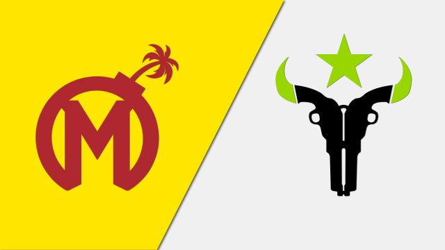 Florida Mayhem vs. Houston Outlaws (Esports)