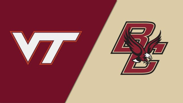 Virginia Tech vs. Boston College (M Basketball)