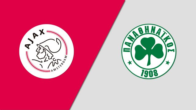 Ajax vs. Panathinaikos