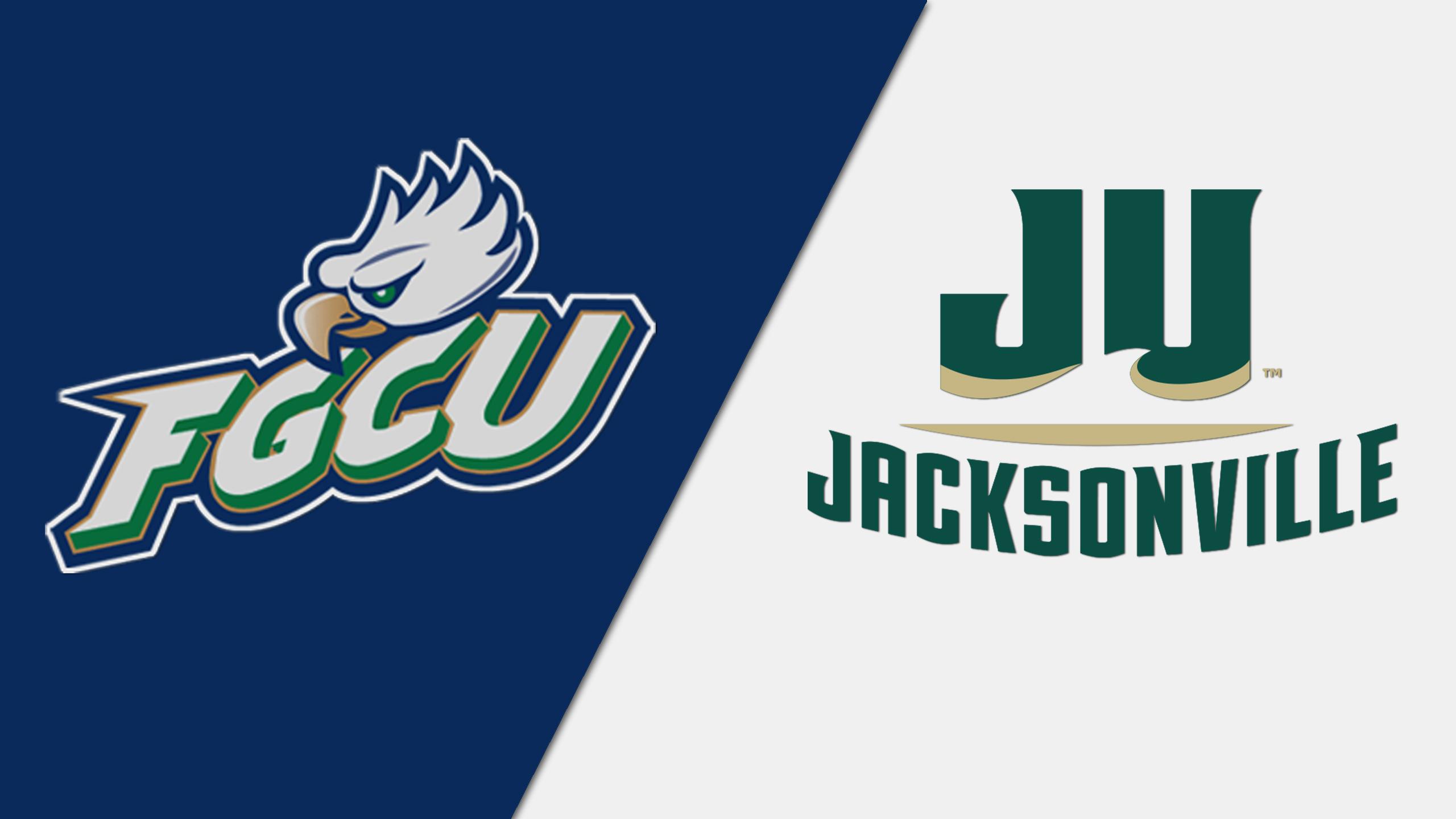 Florida Gulf Coast vs. Jacksonville (M Soccer)