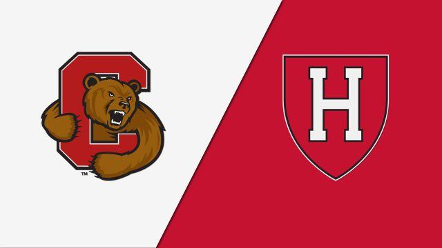 Cornell vs. Harvard (Court 1) (M Tennis)