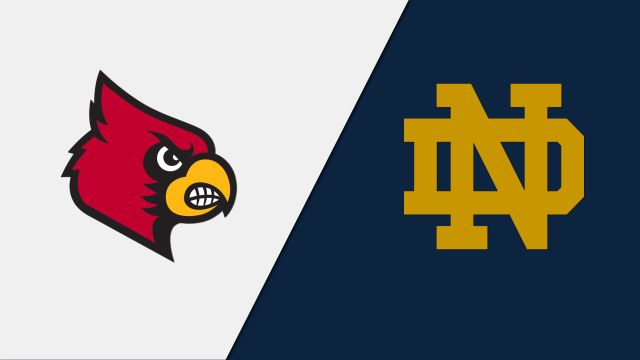 #23 Louisville vs. Notre Dame (W Volleyball)