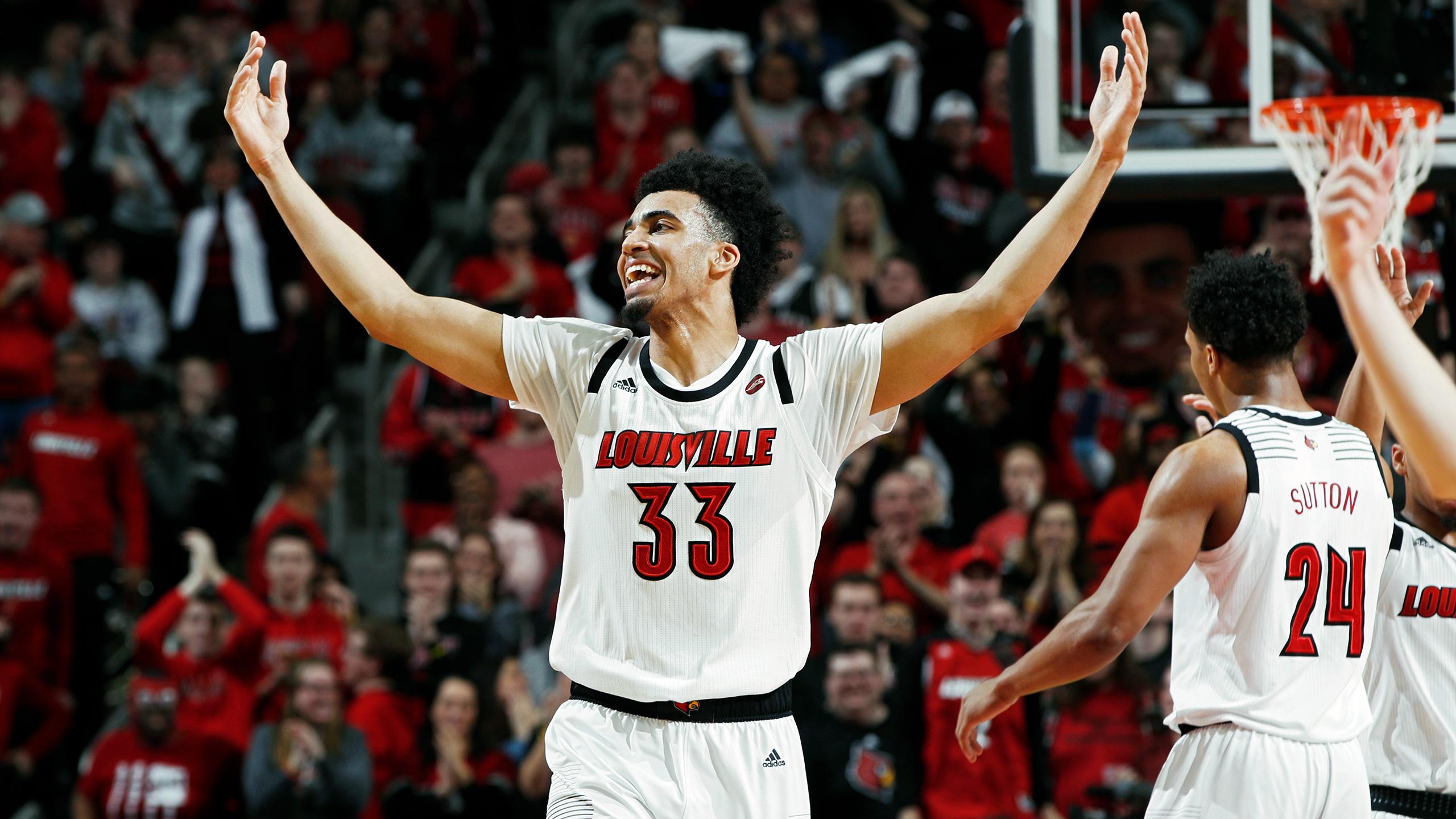 Clemson vs. #16 Louisville (M Basketball)