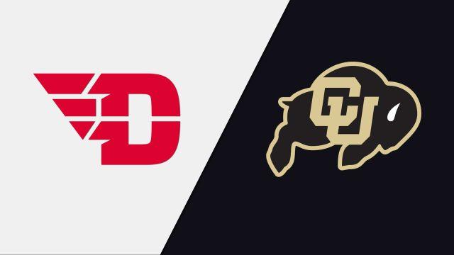 #5 Dayton vs. #4 Colorado (First Round) (NIT)