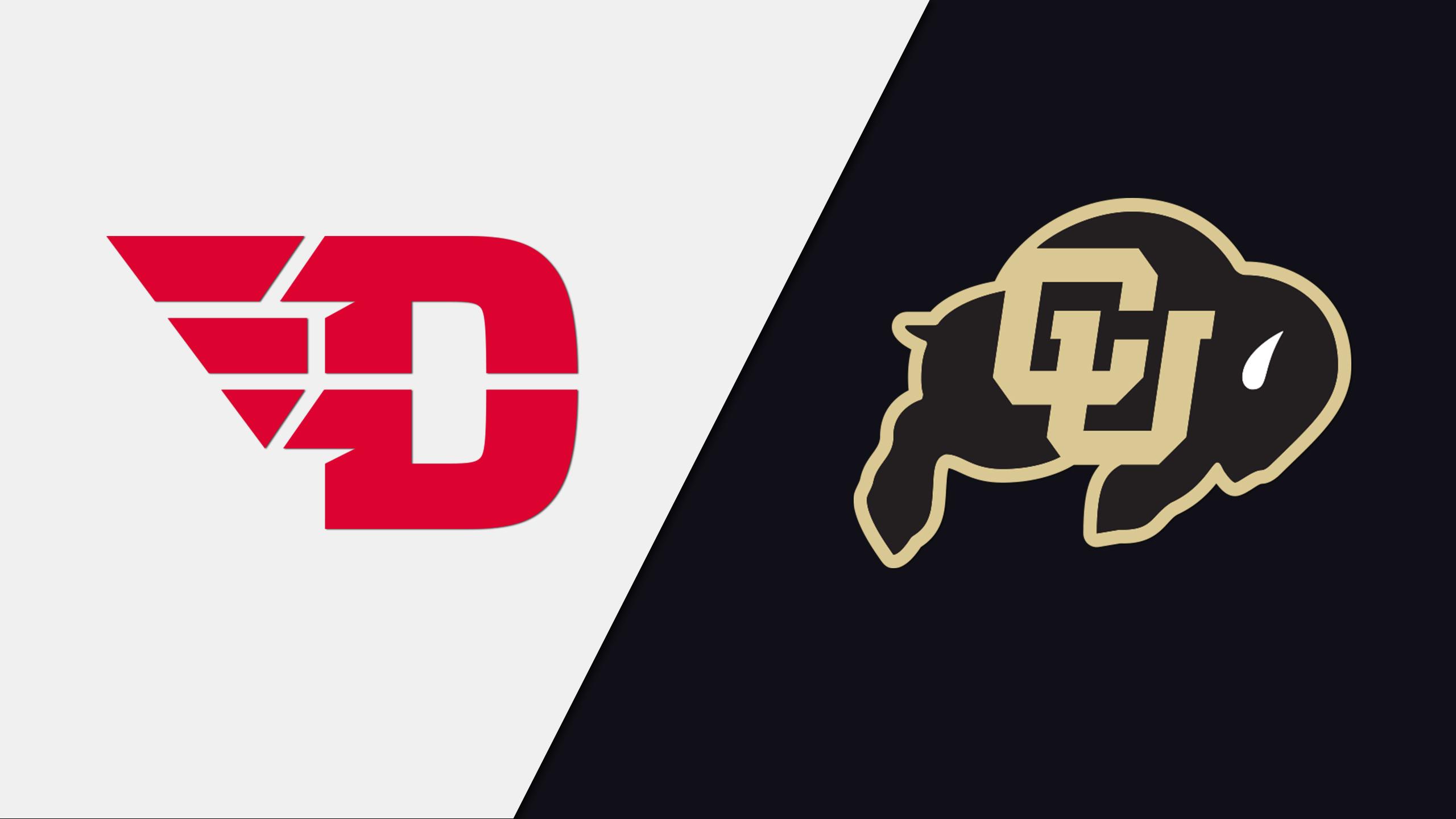 #5 Dayton vs. #4 Colorado (First Round)