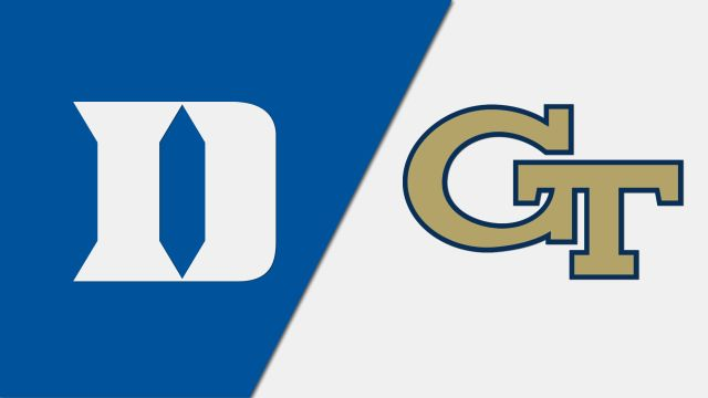 Duke vs. Georgia Tech (W Basketball)