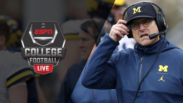 Fri, 7/19 - College Football Live