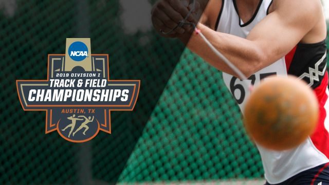 NCAA Track & Field Outdoor Championships - Men's Hammer (Feed #1)