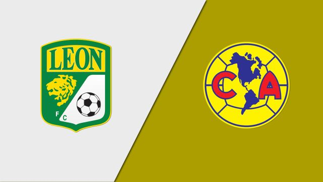 In Spanish-Club León vs. Aguilas del America (Jornada 2) (Liga MX)