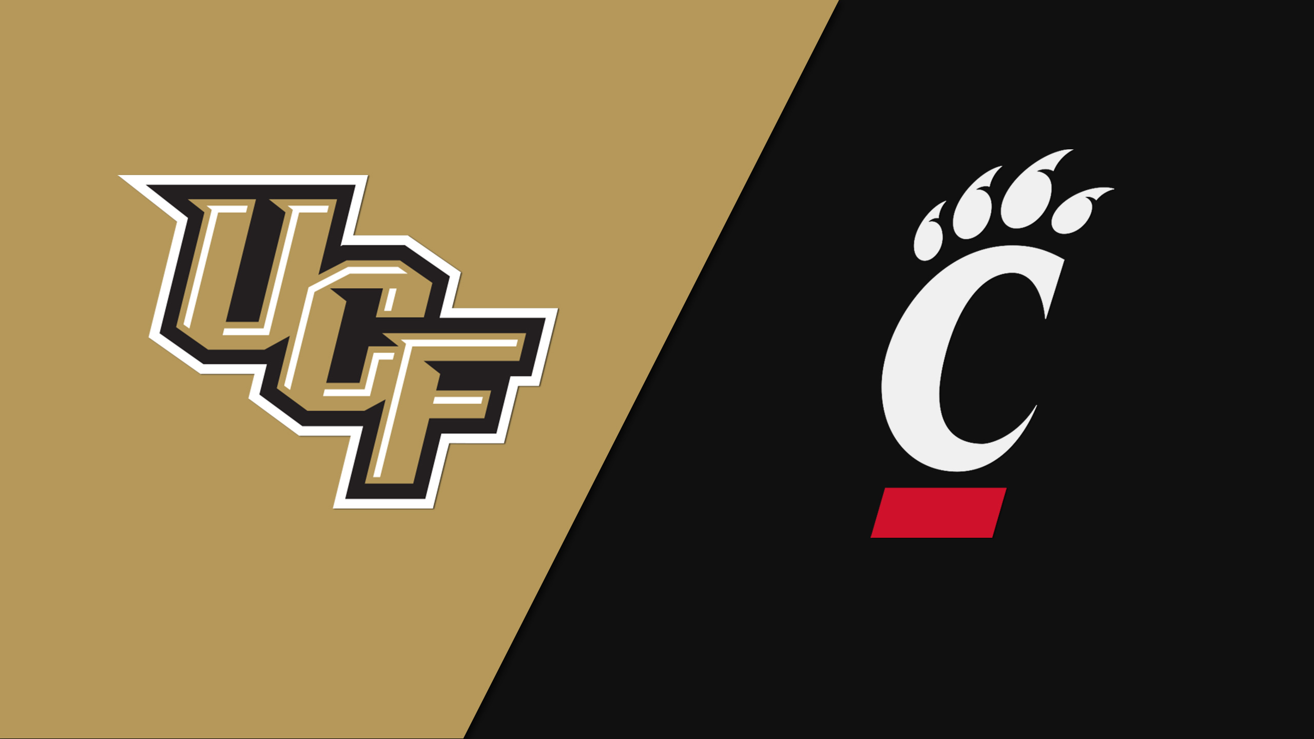UCF vs. Cincinnati (M Basketball) (re-air)