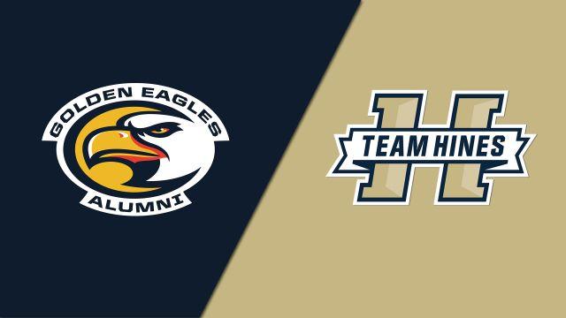 Golden Eagles Alumni (Marquette) vs. Team Hines (Semifinal)