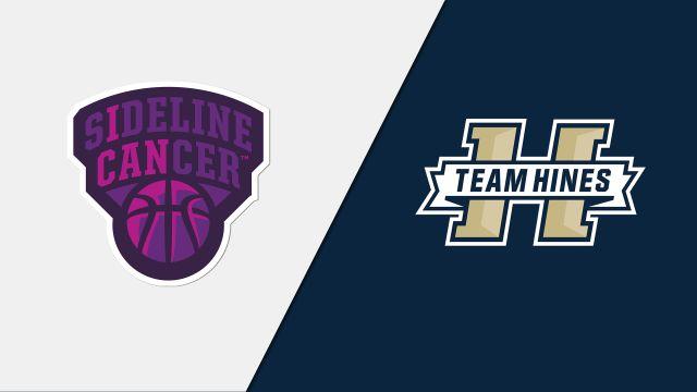 Team Hines vs. Sideline Cancer