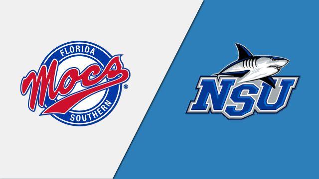 Florida Southern vs. Nova Southeastern (W Basketball)