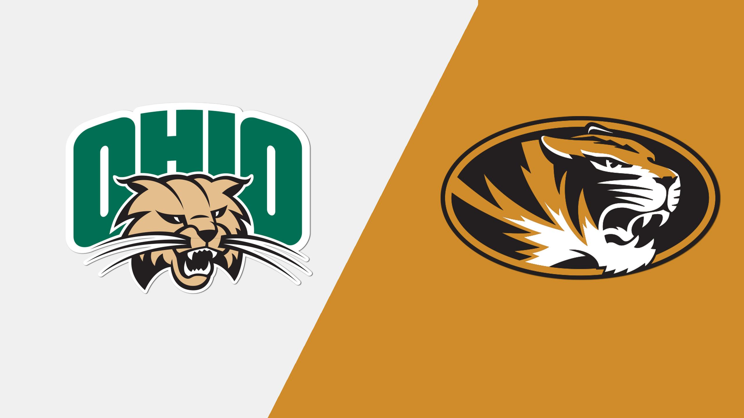 Ohio vs. Missouri (W Volleyball)