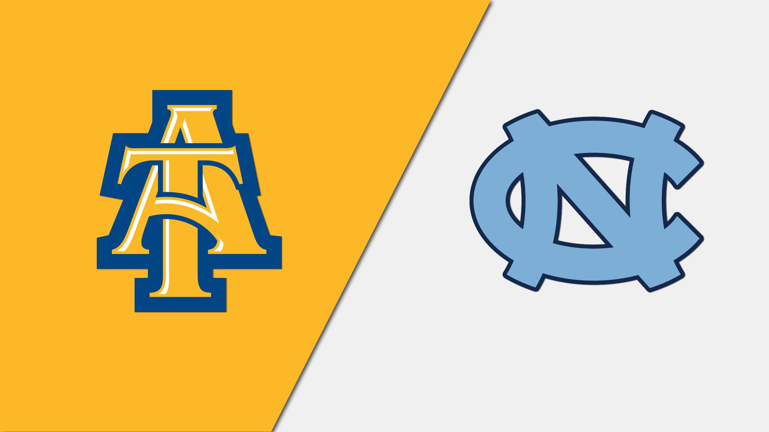 North Carolina A&T vs. North Carolina (Baseball)