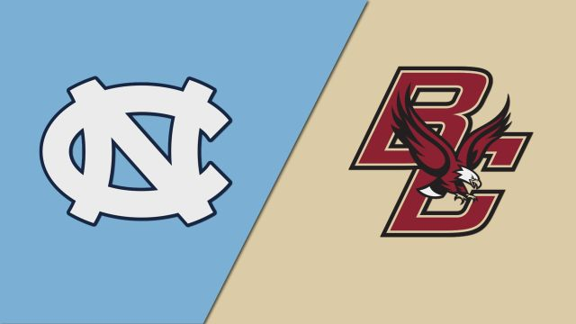 #3 North Carolina vs. Boston College (W Soccer)