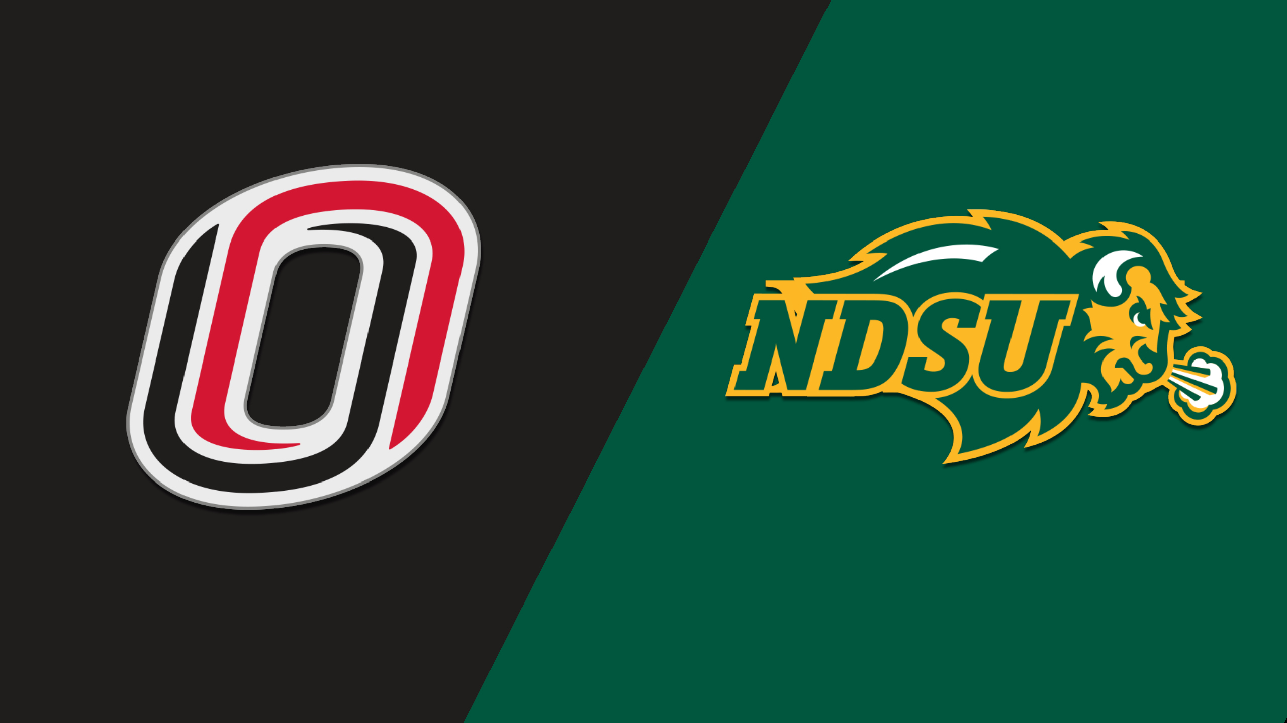 Omaha vs. North Dakota State (M Basketball)