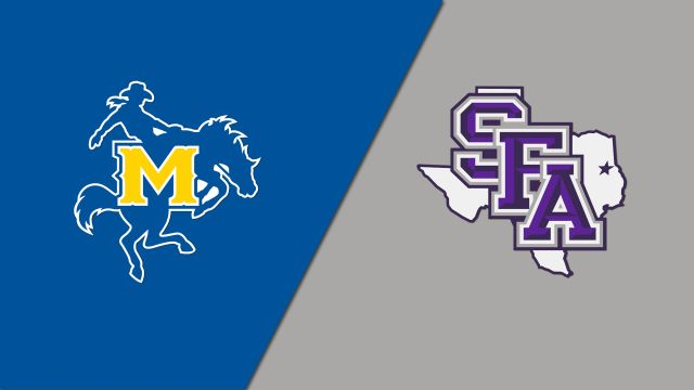 McNeese vs. Stephen F. Austin (W Volleyball)