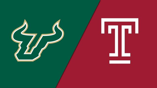 South Florida vs. Temple (W Basketball)