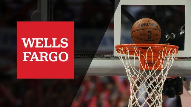 Wells Fargo Above the Rim:  MIL vs DET