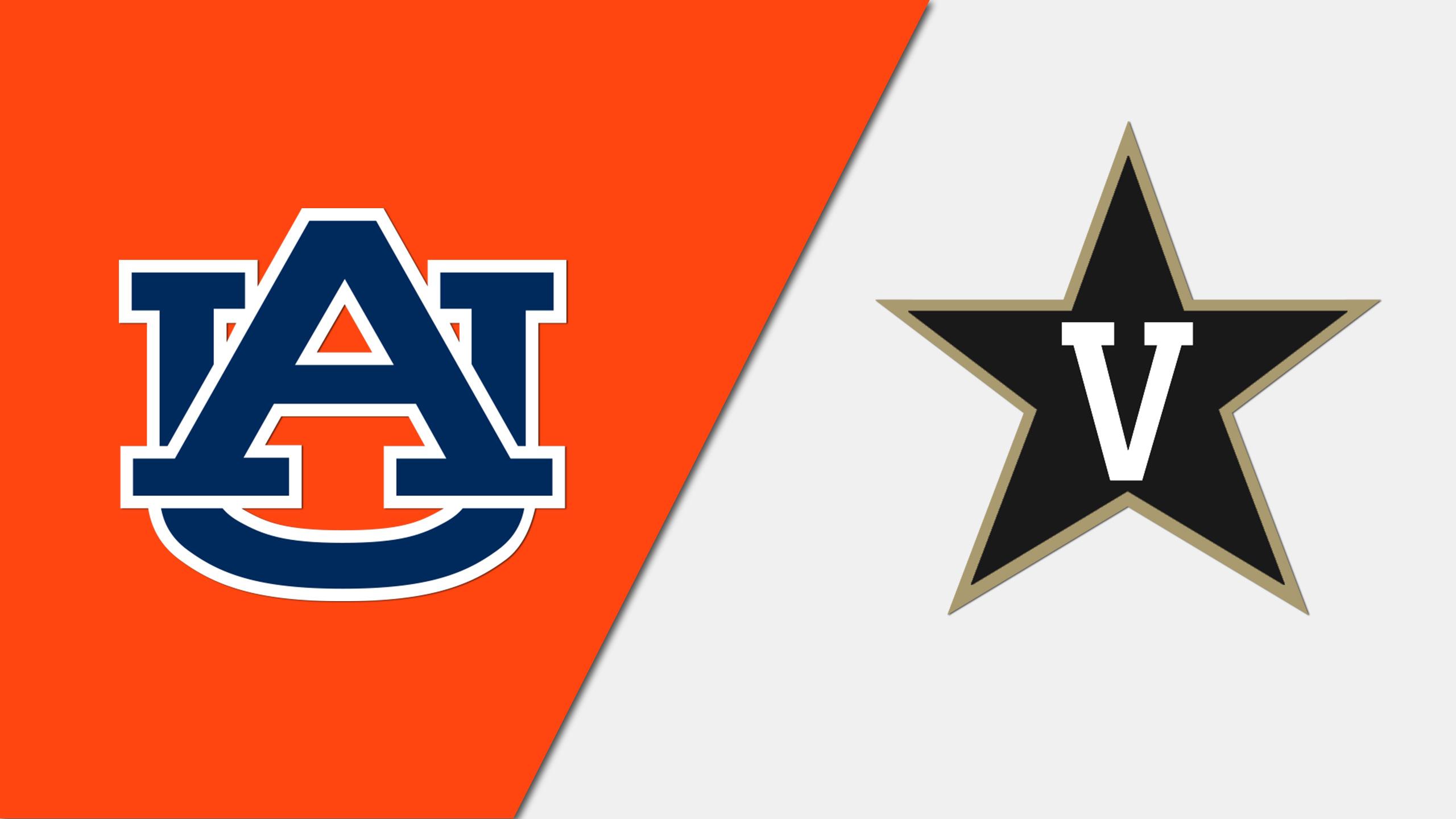 Auburn vs. Vanderbilt (M Basketball)
