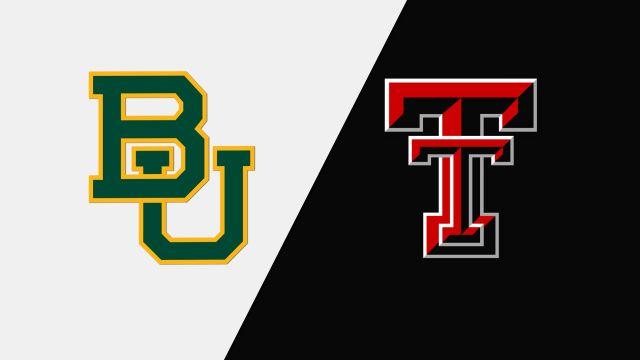 Baylor vs. Texas Tech