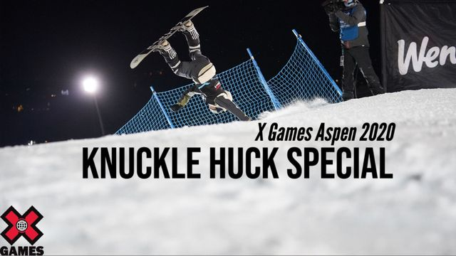 World of X: X Games Aspen 2020 Knuckle Huck Special