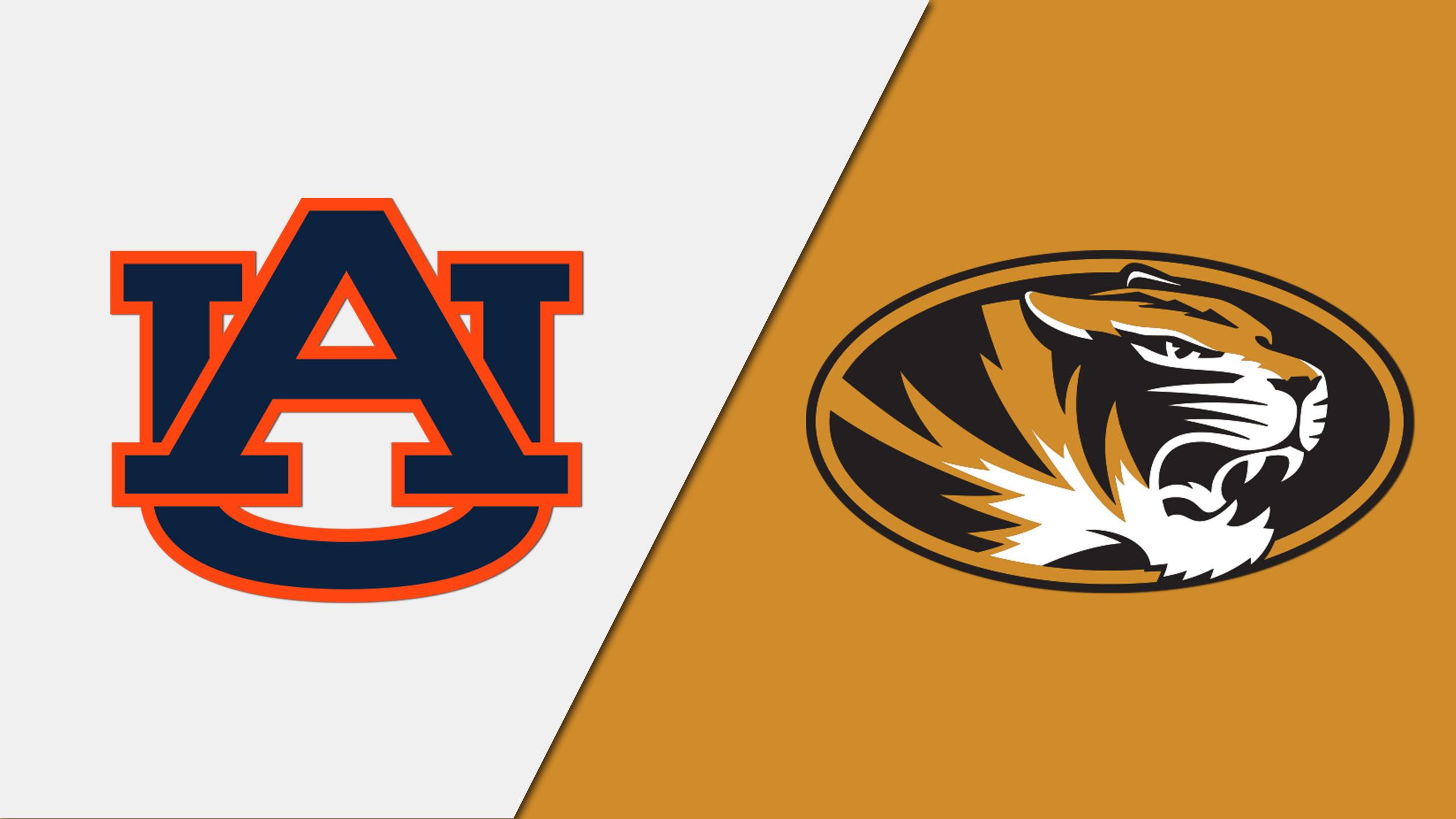 Auburn vs. Missouri (W Gymnastics)