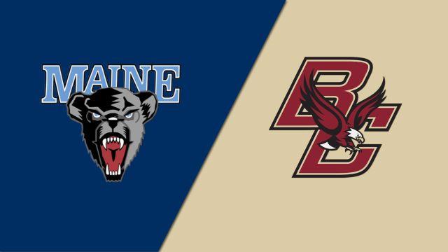 Maine vs. Boston College (W Hockey)