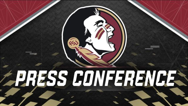 Florida State CFB Head Coach Introduction