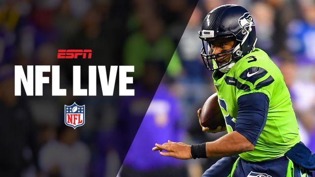 Tue, 12/3 - NFL Live