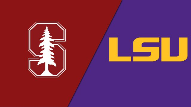 Stanford vs. LSU (Softball)