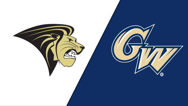 Lindenwood vs. George Washington (First Round)
