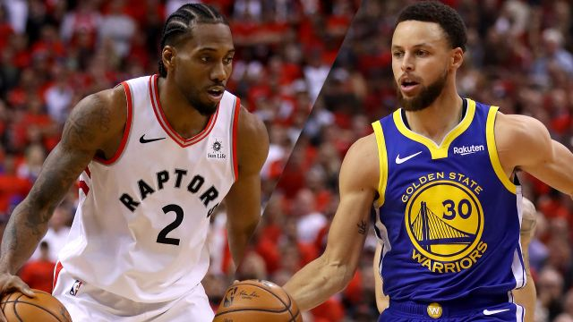 Toronto Raptors vs. Golden State Warriors (Finals, Game #6)