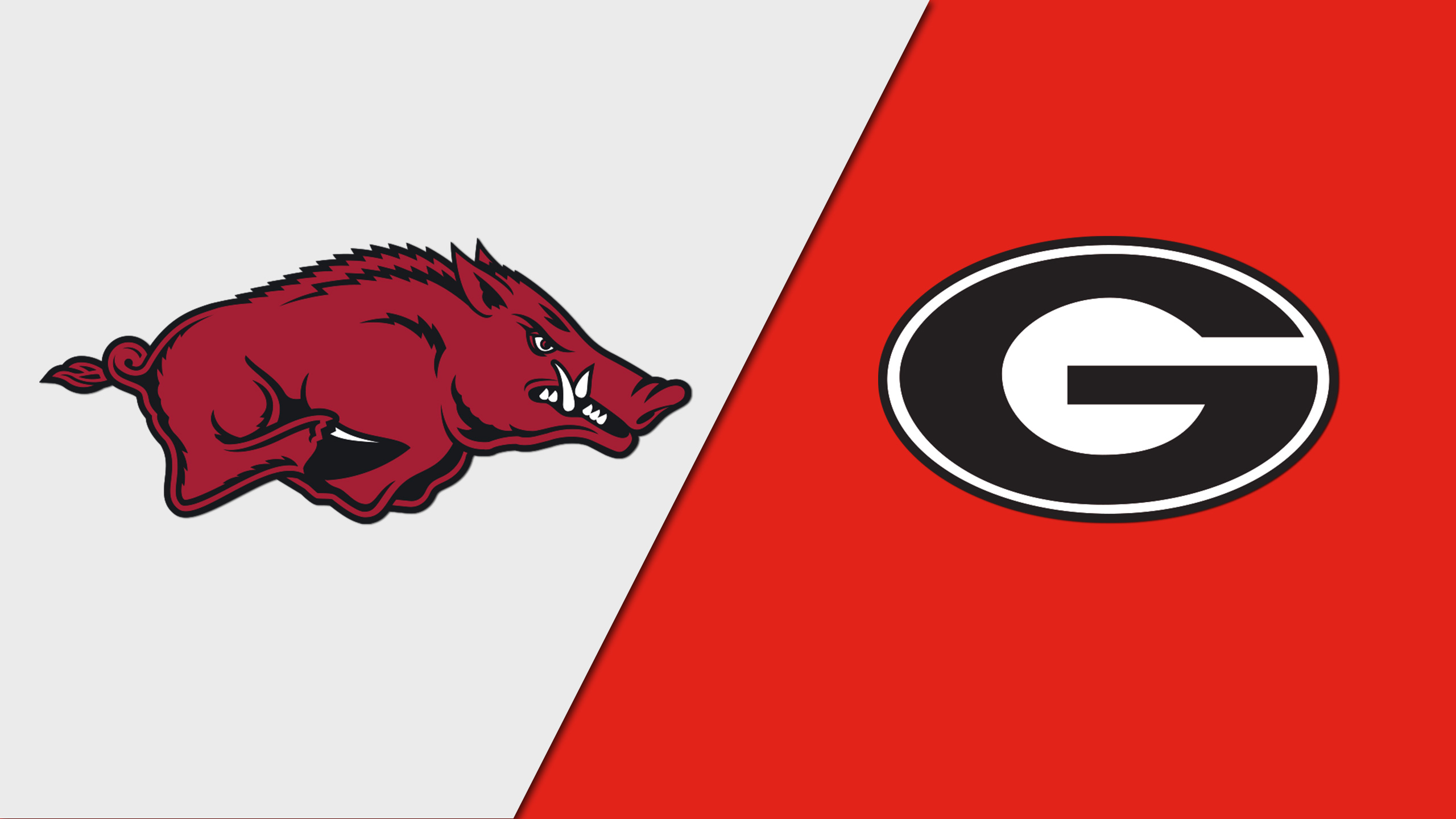 Arkansas vs. Georgia