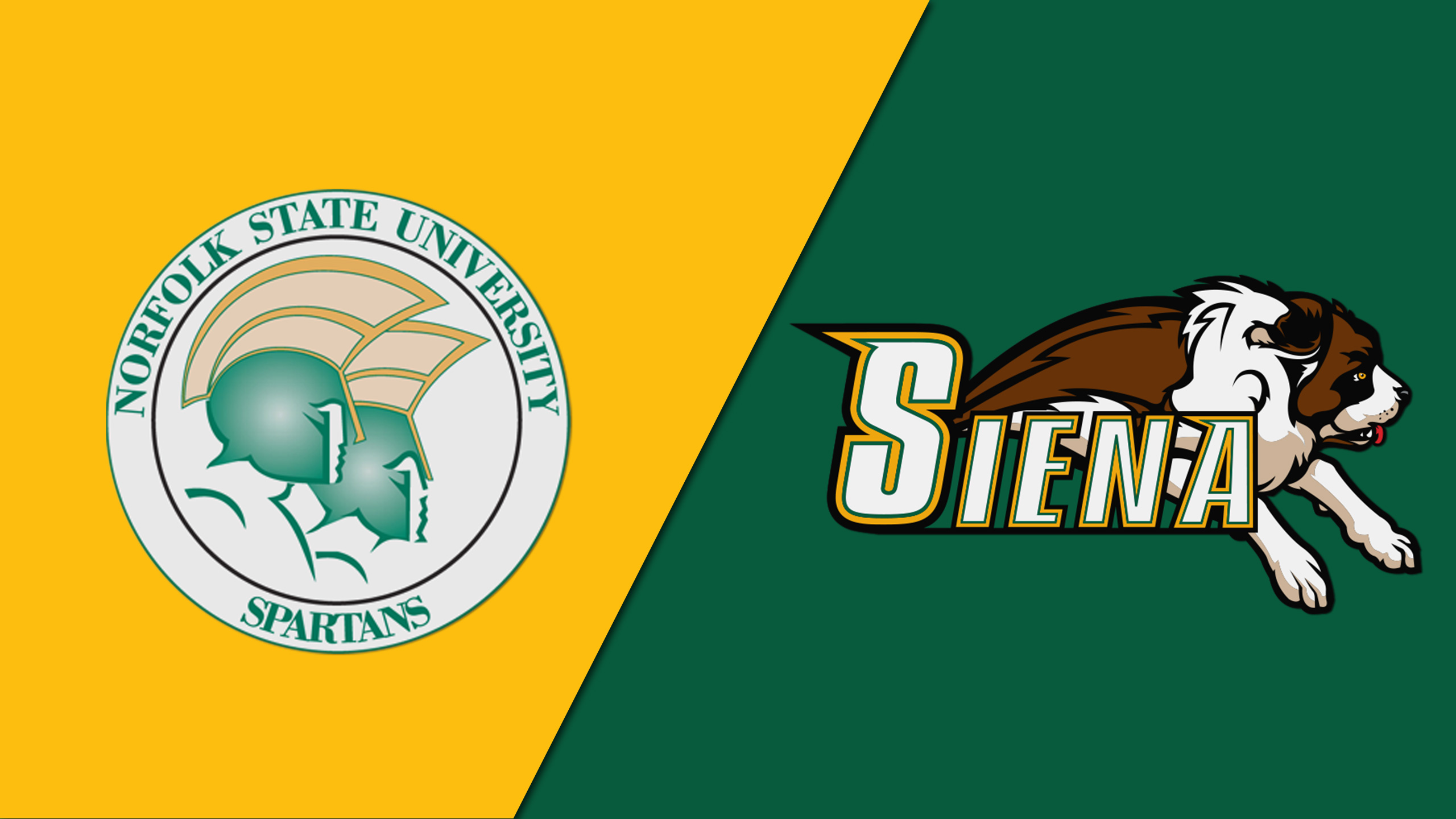 Norfolk State vs. Siena (Semifinal #2) (Hall of Fame Tip-Off)