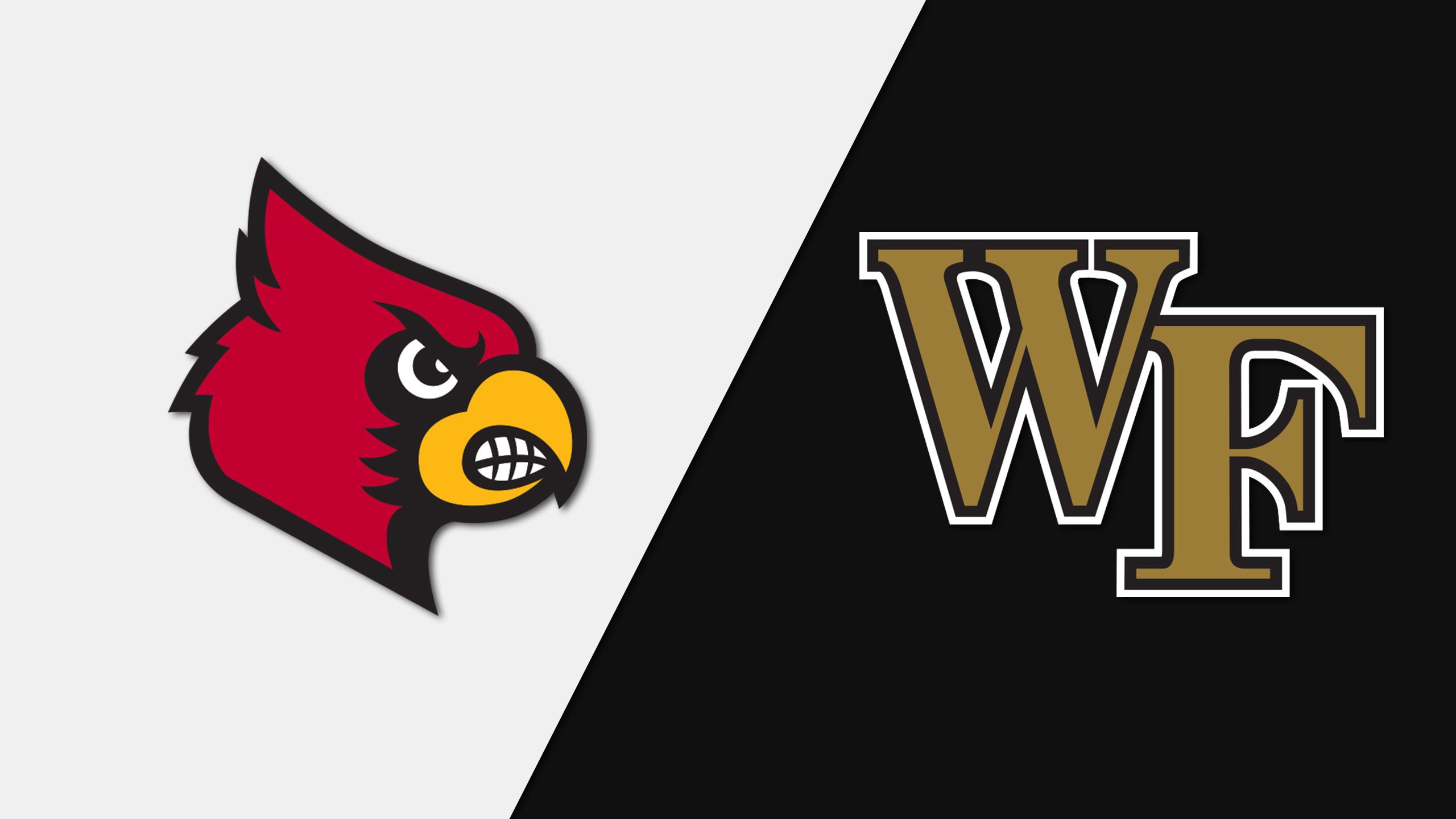 Louisville vs. Wake Forest (W Soccer)