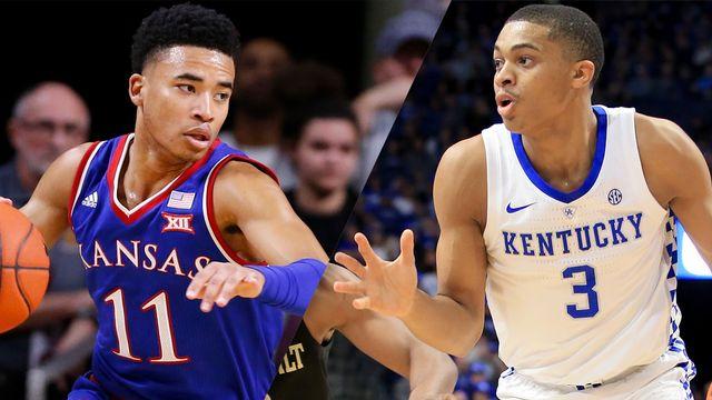 #9 Kansas vs. #8 Kentucky