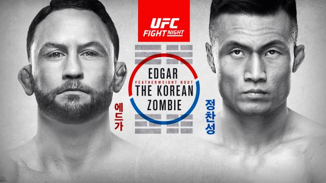 UFC Fight Night presented by Modelo: Edgar vs. The Korean Zombie (Prelims)