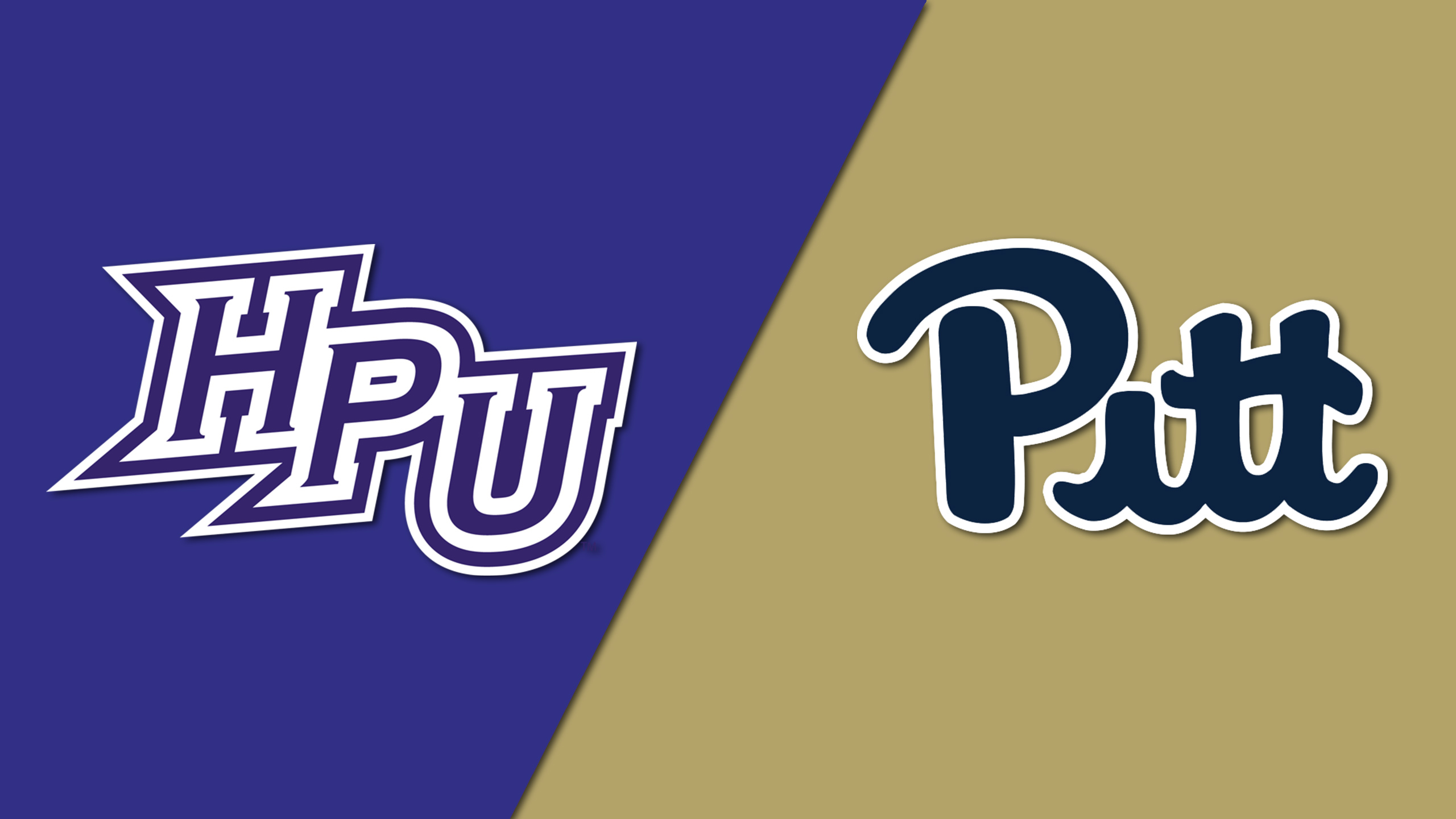 High Point vs. #9 Pittsburgh (W Volleyball)