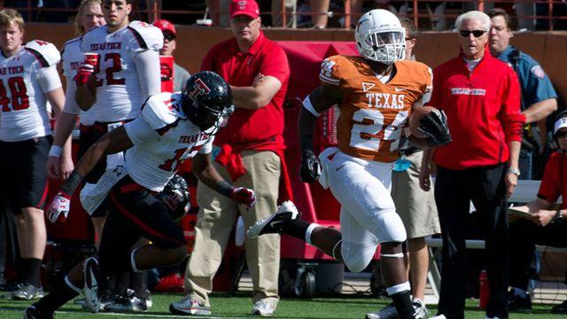 Texas Tech vs. Texas (Football)