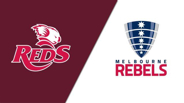 Reds vs. Rebels