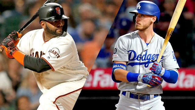 San Francisco Giants vs. Los Angeles Dodgers