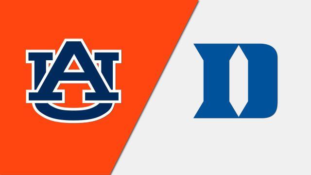 Auburn vs. Duke