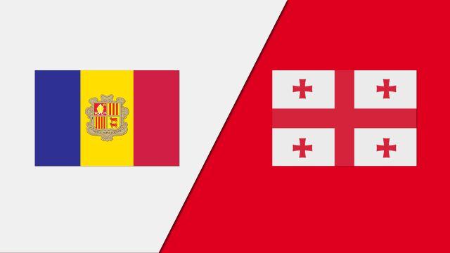 Andorra vs. Georgia