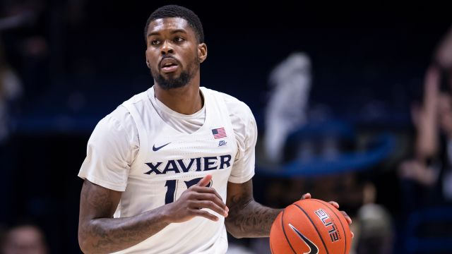 #18 Xavier vs. Towson (M Basketball)